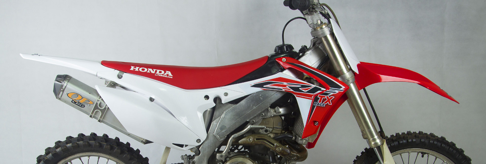 TX RACE™ Restyle Plastic Kit® for Honda CRF450R 2002-2004